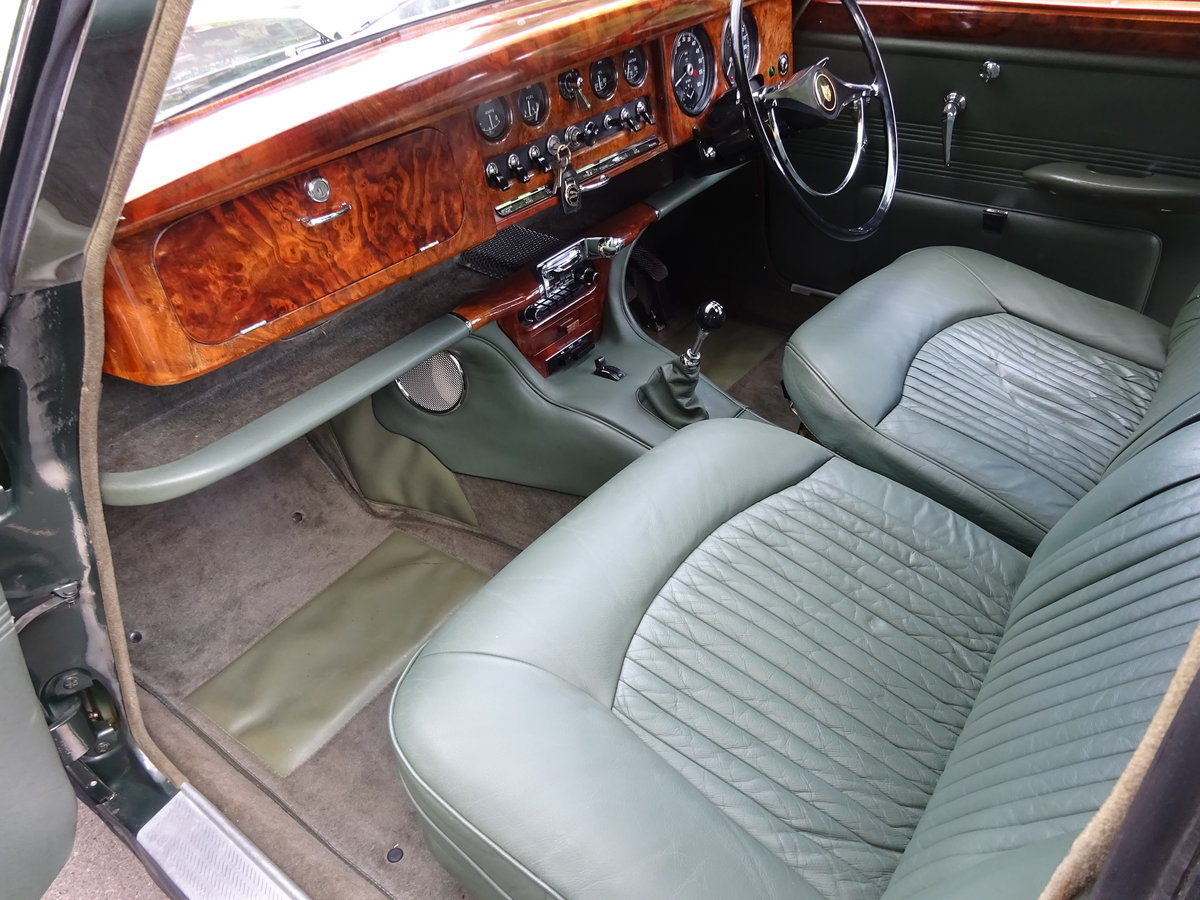 1964 Jaguar S-Type 3.8 Ltr 58,000 miles only For Sale (picture 4 of 6)