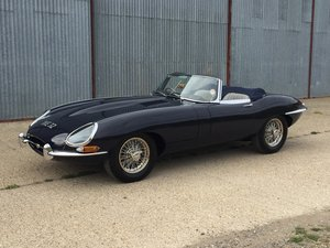 1968 Show condition Jaguar E Type S1 4.2 Roadster
