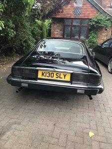 Jaguar xjs v12 facelift  black 1992 For Sale