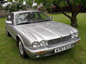2000 Jaguar XJ8 3.2 For Sale by Auction