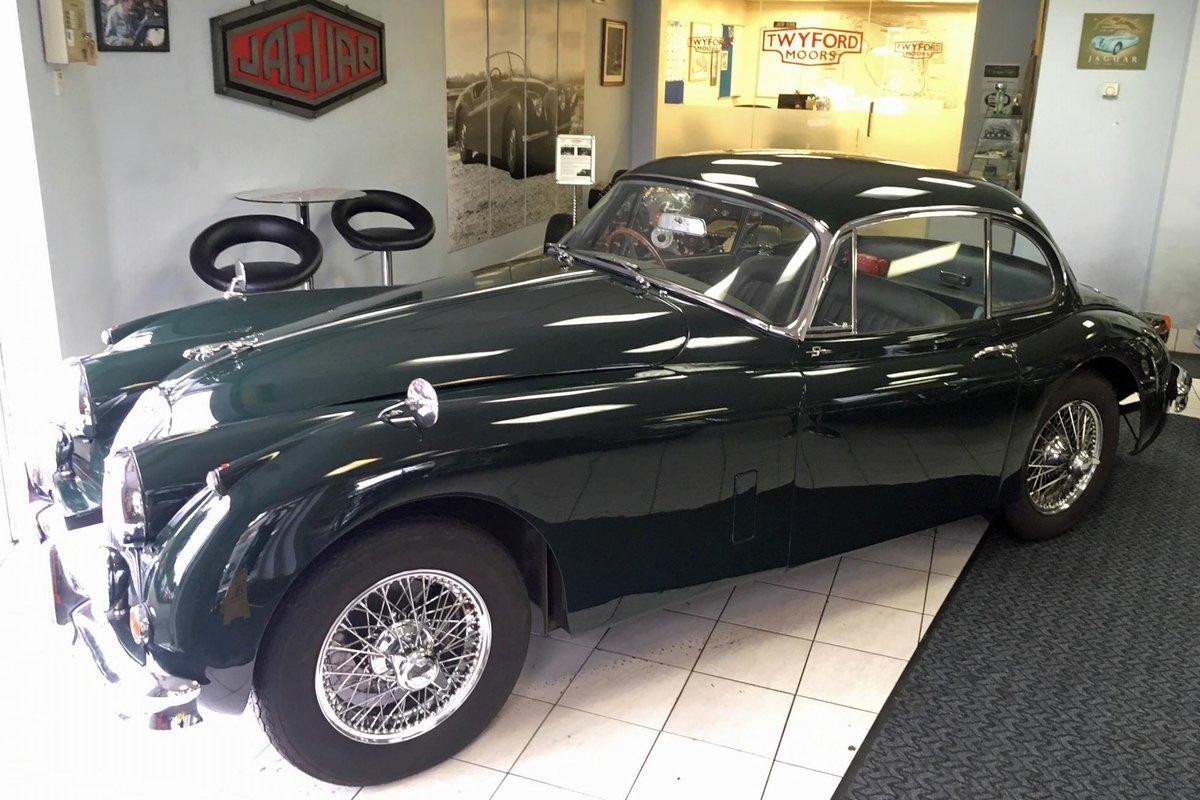 1960 Jaguar XK150 3.4 S FHC For Sale (picture 2 of 4)