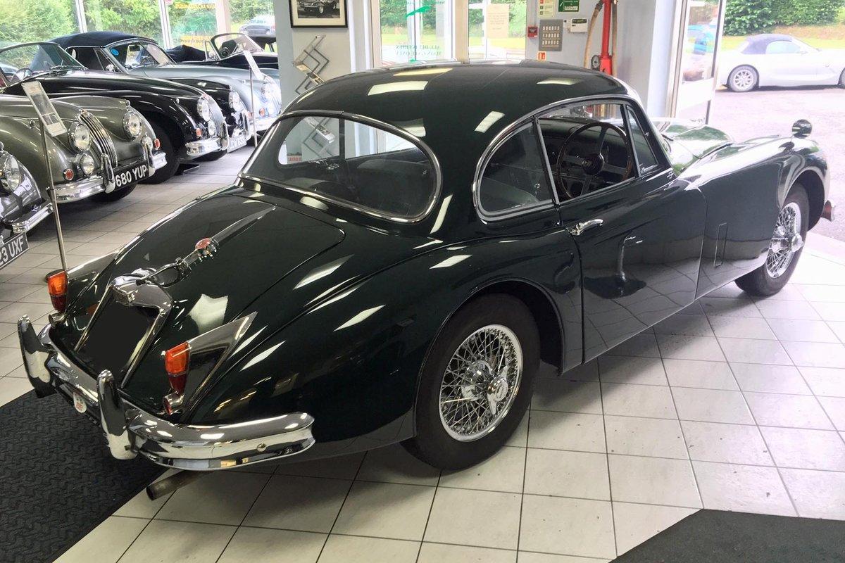 1960 Jaguar XK150 3.4 S FHC For Sale (picture 3 of 4)
