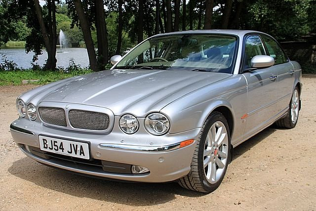 2004 Jaguar XJR (X350) (Just 83,000 Miles) For Sale (picture 1 of 6)