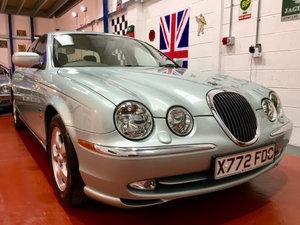 2000 Jaguar S-Type 3.0 SE+ Auto - Low Miles 26k - Show Condition! For Sale