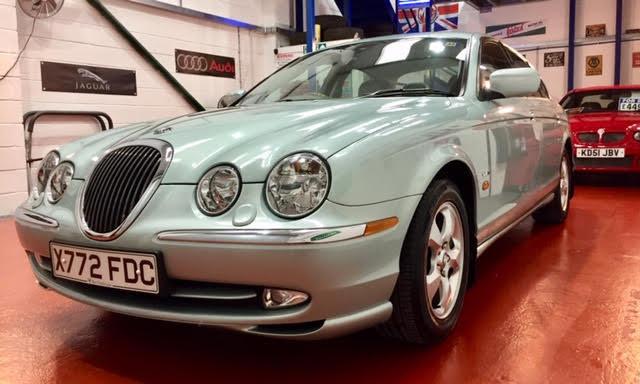 2000 Jaguar S-Type 3.0 SE+ Auto - Low Miles 26k - Show Condition! For Sale (picture 2 of 6)