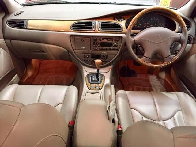 2000 Jaguar S-Type 3.0 SE+ Auto - Low Miles 26k - Show Condition! For Sale (picture 4 of 6)