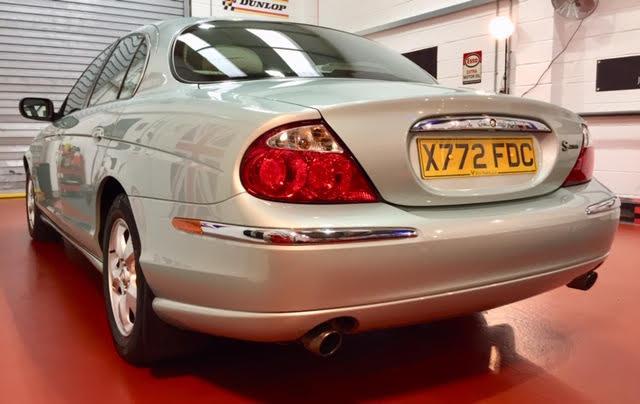 2000 Jaguar S-Type 3.0 SE+ Auto - Low Miles 26k - Show Condition! For Sale (picture 5 of 6)