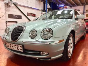 2000 Jaguar S-Type 3.0 SE+ Auto - Low Miles 26k - Show Condition!