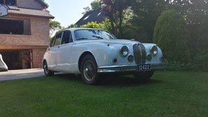 1967 Jaguar MK2 3.4 overdrive