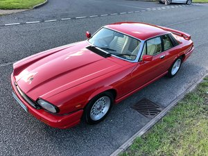 1990 JAGUAR XJS  3.6 SPORTS AUTO VERY LOW MILEAGE For Sale