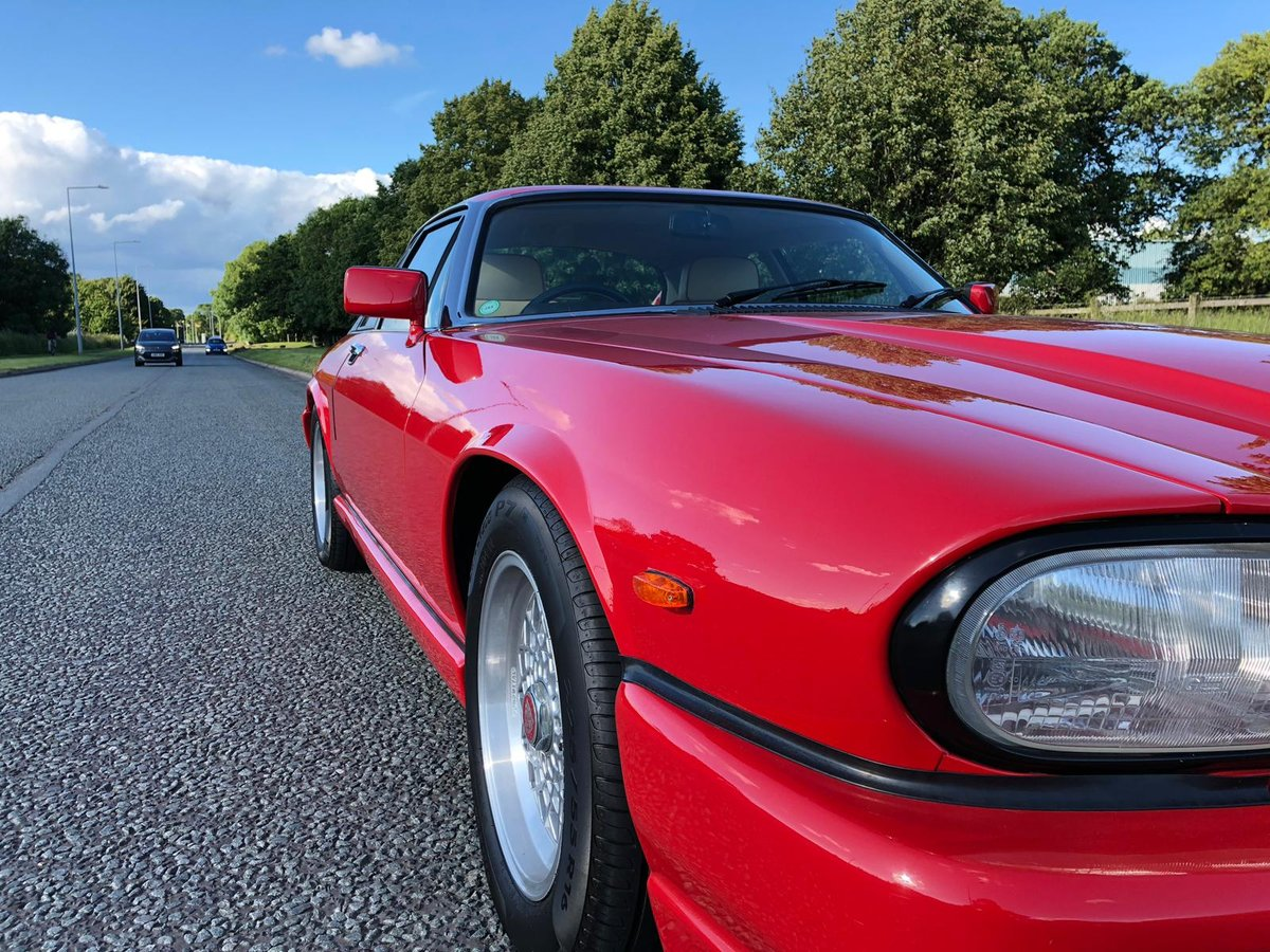 1990 JAGUAR XJS  3.6 CAR NOW SOLD SORRY For Sale (picture 3 of 6)