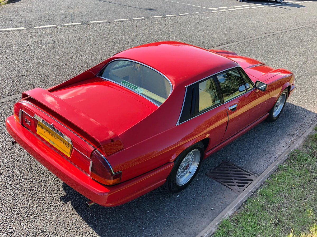 1990 JAGUAR XJS  3.6 CAR NOW SOLD SORRY For Sale (picture 6 of 6)