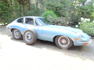 1969 Fully restored Jaguar E-Type. For Sale
