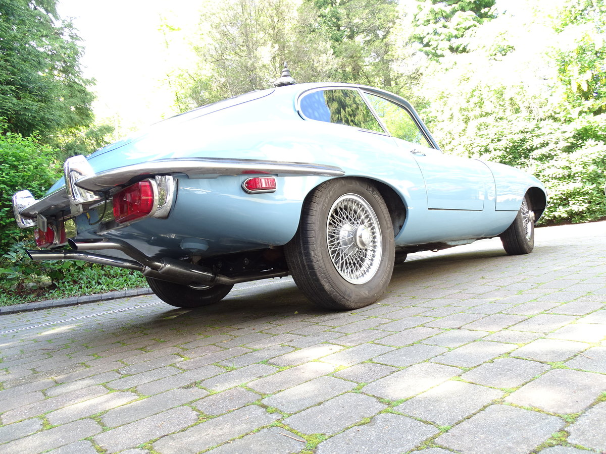 1969 Fully restored Jaguar E-Type. For Sale (picture 4 of 6)