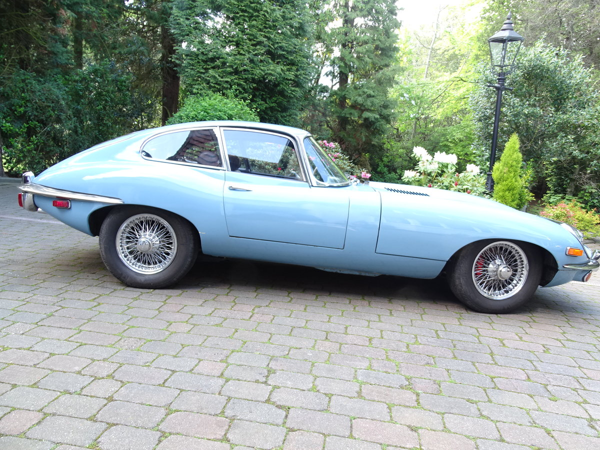 1969 Fully restored Jaguar E-Type. For Sale (picture 6 of 6)