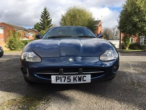 1996 Jaguar XK8 V8 4 Litre 2 Door Convertible