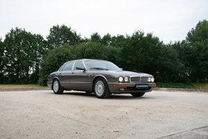 1996 Jaguar XJ12 6.0 V12 RHD - Steel Grey Met. 94000mls For Sale