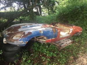 1967 Jaguar Etype S1 roadster  For Sale