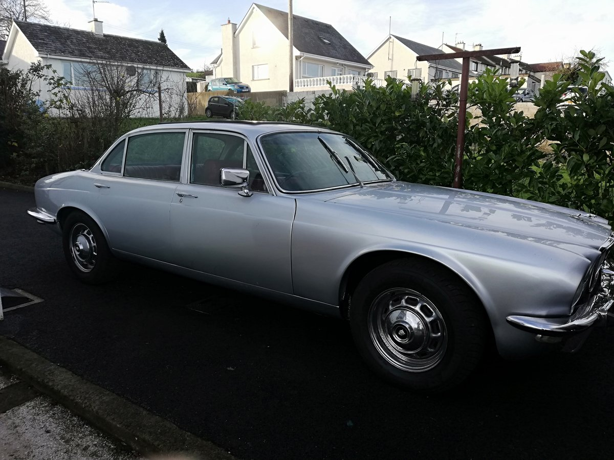 1978 restored jaguar xj6 series 2 For Sale (picture 6 of 6)