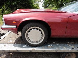 1987 Jaguar XJS HE for Restoration For Sale