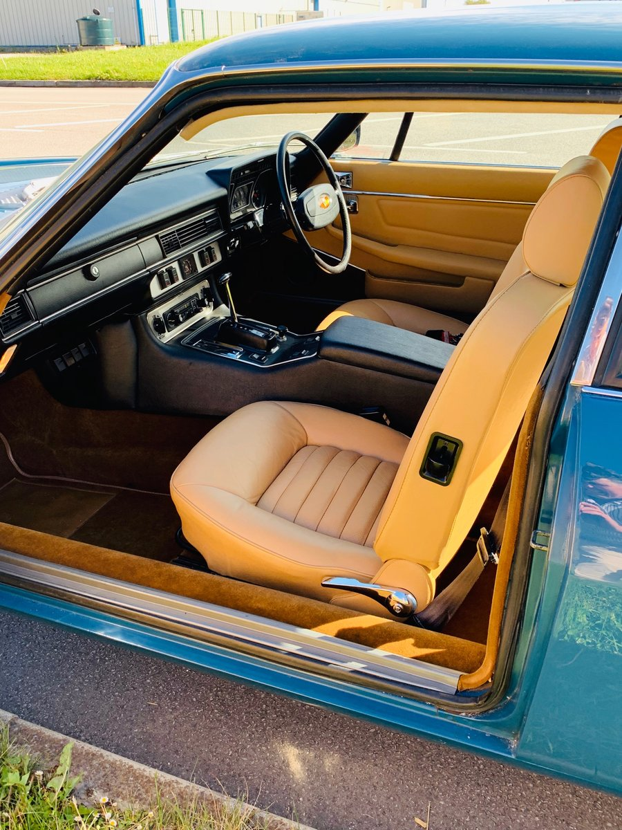 1977 Superb low-mileage pre-HE XJ-S For Sale (picture 4 of 6)