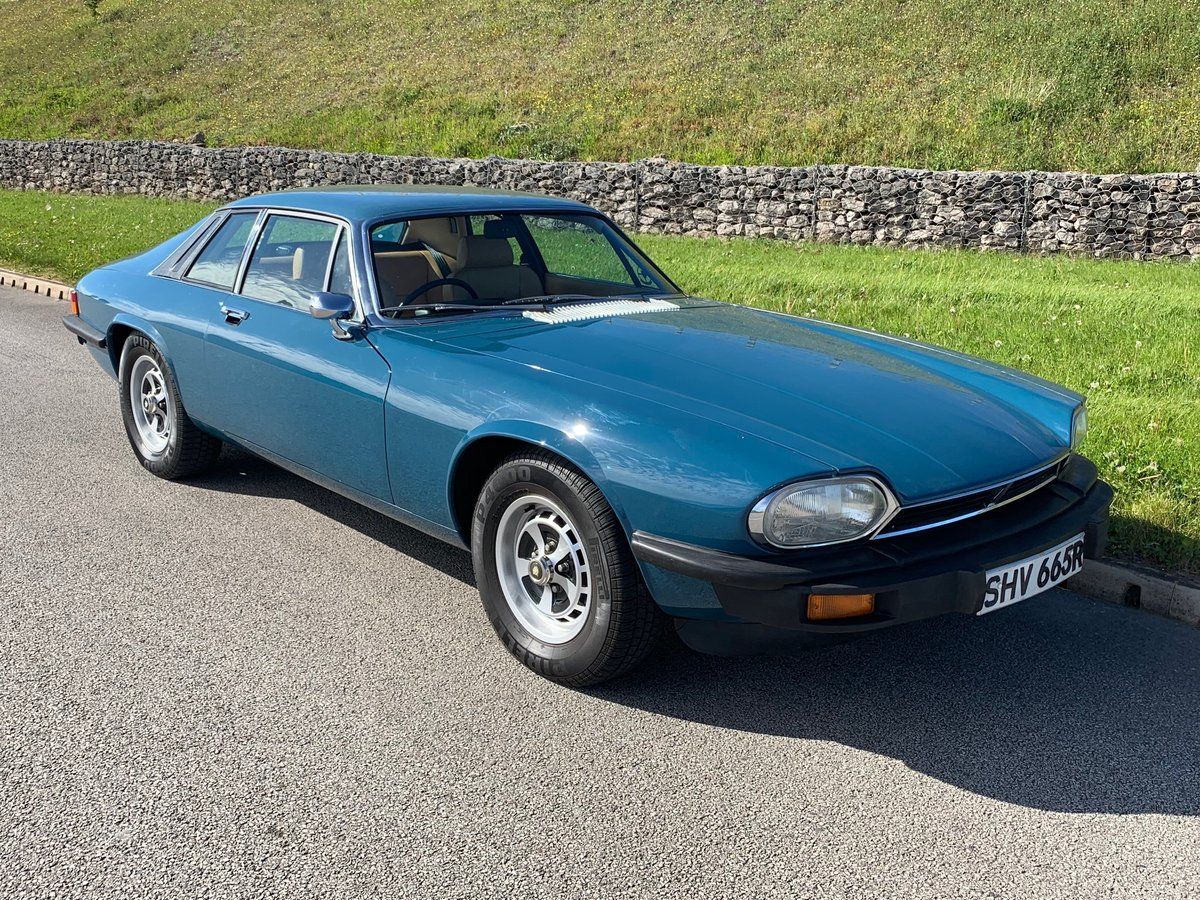 1977 Superb low-mileage pre-HE XJ-S For Sale (picture 1 of 6)