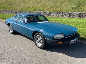 1977 Superb low-mileage pre-HE XJ-S For Sale