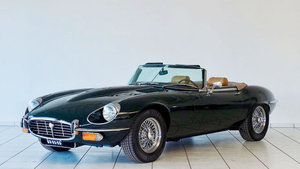 1971 Jaguar EType Series III For Sale by Auction