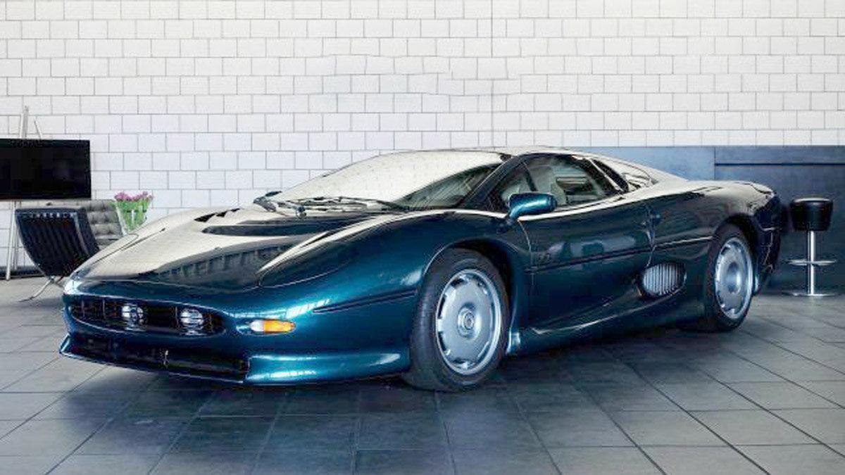 1994 Jaguar XJ220 For Sale by Auction (picture 1 of 6)