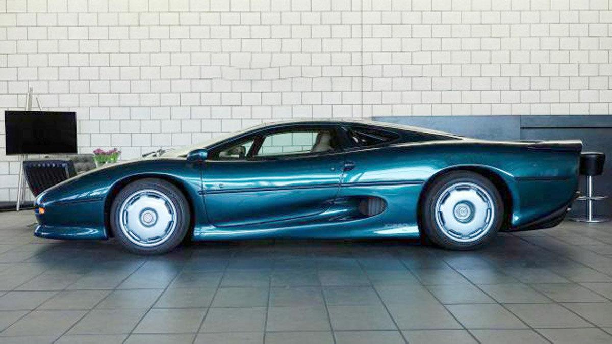 1994 Jaguar XJ220 For Sale by Auction (picture 6 of 6)