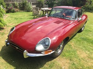 1962 Jaguar etype early series 1 For Sale