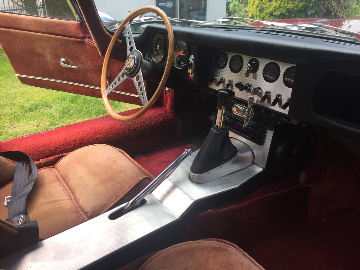 1962 Jaguar etype early series 1 For Sale (picture 4 of 6)