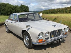 1970 Jaguar XJ6 2.8 at Morris Leslie Auction 17th August  SOLD by Auction