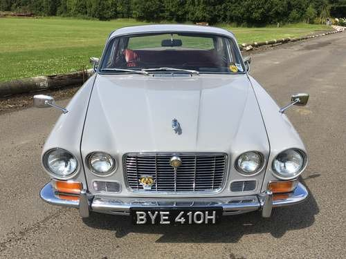 1970 Jaguar XJ6 2.8 at Morris Leslie Auction 17th August  SOLD by Auction (picture 3 of 6)