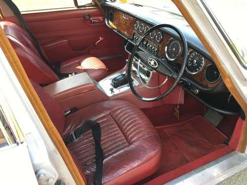 1970 Jaguar XJ6 2.8 at Morris Leslie Auction 17th August  SOLD by Auction (picture 4 of 6)