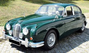 Jaguar MK2 3.4 - 1961 For Sale