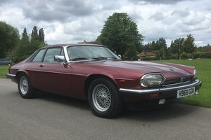 1990 Jaguar XJS V12 Coupe For Sale