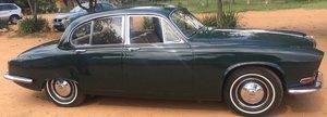 1968 Jaguar 420 Manual  RHD For Sale