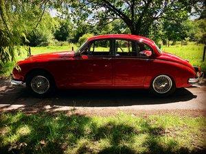 1961 Jaguar Mk2 3.8 MOD