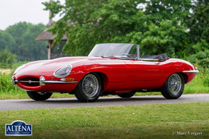 Jaguar E-type 3.8 Litre OTS, 1962 For Sale