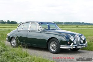 1960 Jaguar MKII 3.4 + Overdrive in original condition For Sale