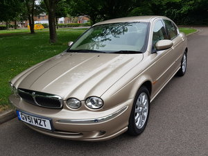 2001 Jaguar x-type 2.5 v6 se(awd) saloon