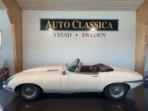 1965 Jaguar E-Type 4.2 Serie 1 Roadster For Sale