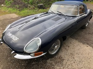 1968 E-type S1.5 Convertible For Sale