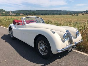 1953 XK 120 DHC For Sale
