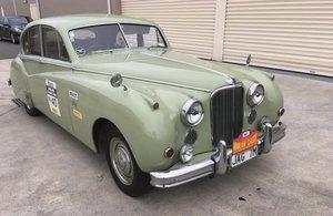 1955 Jaguar MK VII M