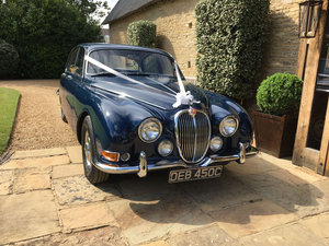 1965 Jaguar `S' Type – 3442cc Automatic For Sale
