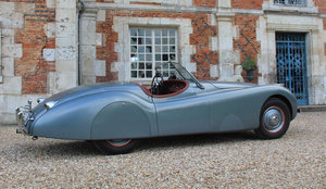 Jaguar XK120 OTS Roadster, 1950 For Sale
