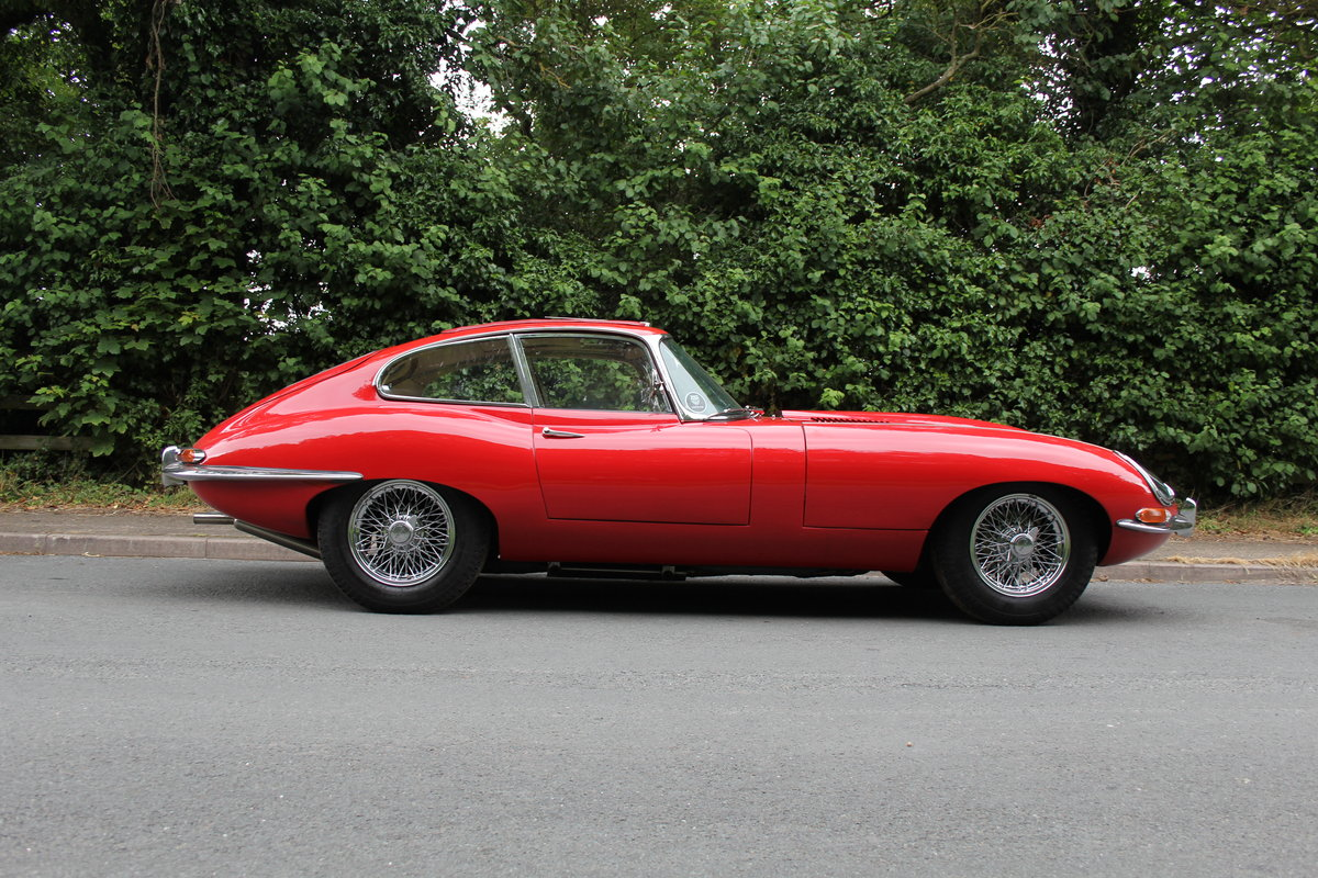 1962 Jaguar E-Type Series One 3.8 FHC - UK car, Matching No's For Sale (picture 8 of 23)