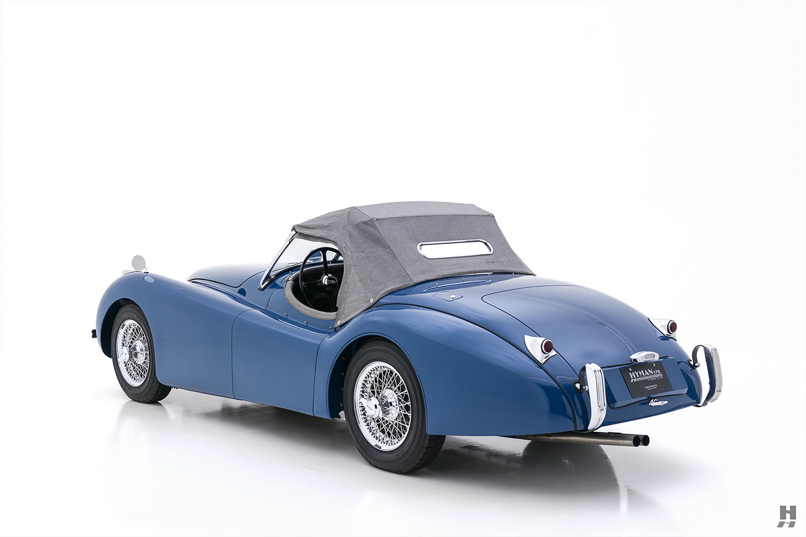 1951 JAGUAR XK120 ROADSTER For Sale (picture 6 of 6)